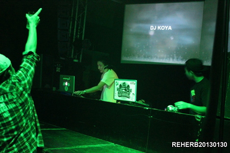 DJ KOYA 〜 Back to the OLD/NEW school !